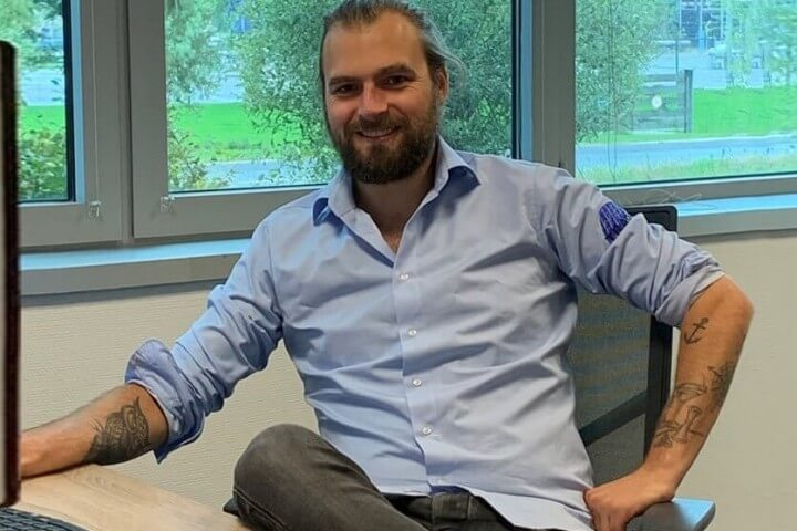 Wesley Willemsen project manager Tradiro