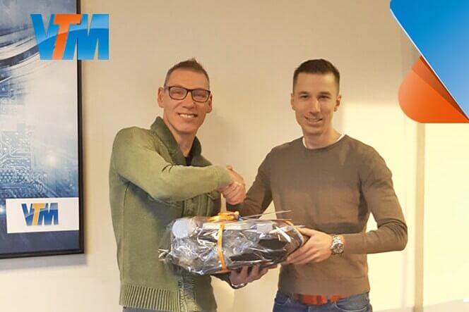 Gerard Tetenburg Business Analist VTM Groep LI