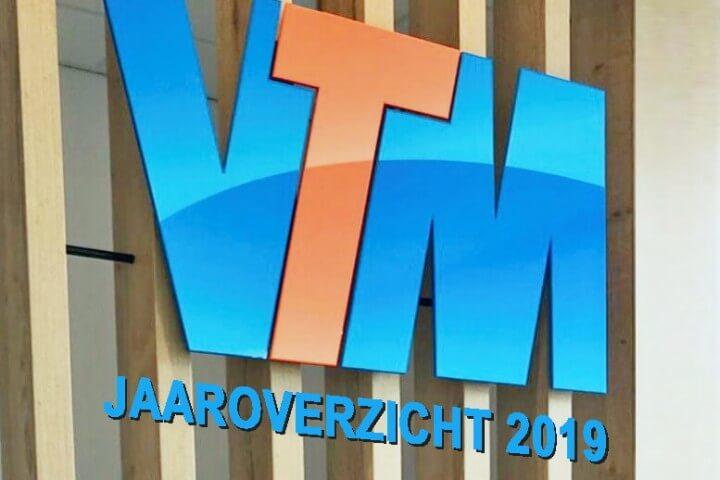 VTM jaaroverzicht 2019