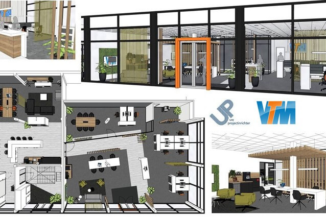 Verbouwing VTM tekeningen klein