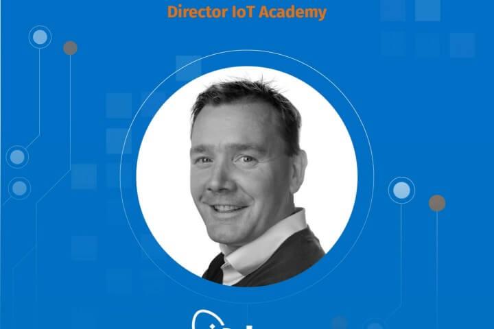 IoT van Sensor tot Dashboard Jasper Kuin KPN IoT academy kl