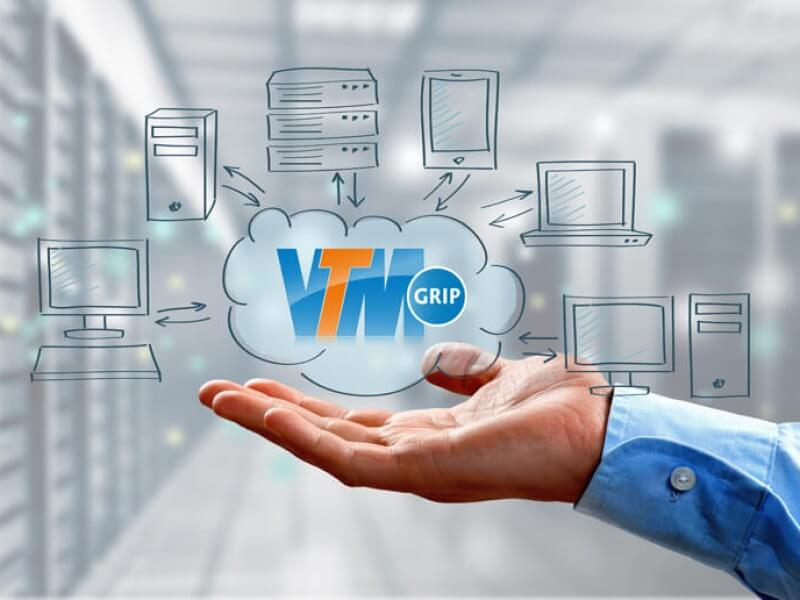 ICT serverruimte VTM Grip