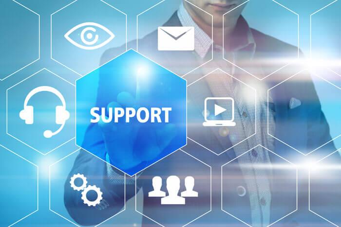 ICT support 2