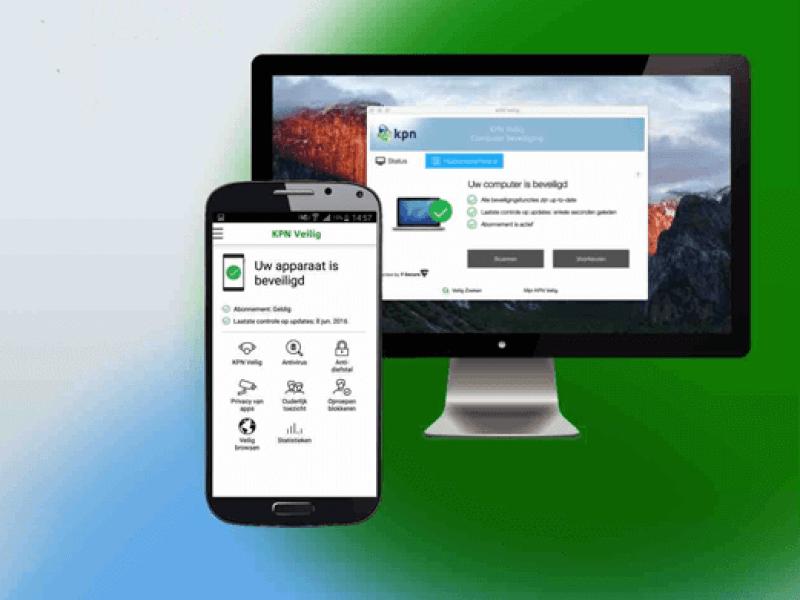 KPN EEN MKB Extra Veilig Internet activeren