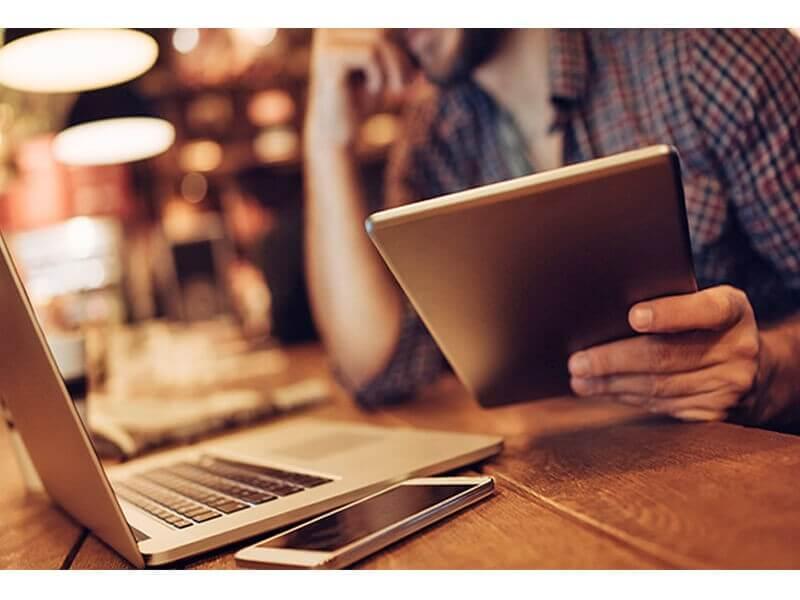 KPN EEN MKB Werkplek altijd en overal op elk gewenst device