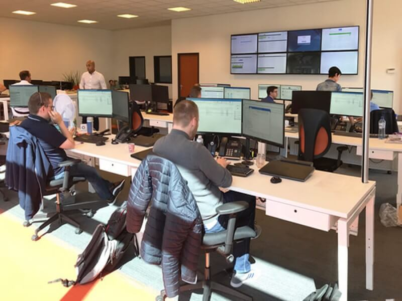 VTM Network Operations Center NOC 2