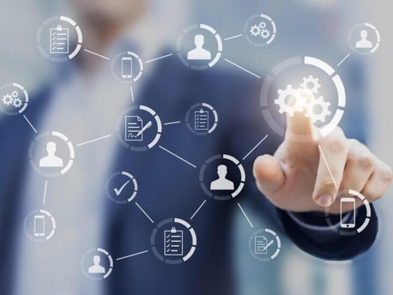 VTM Telecom ICT M2M IoT netwerkinrichting