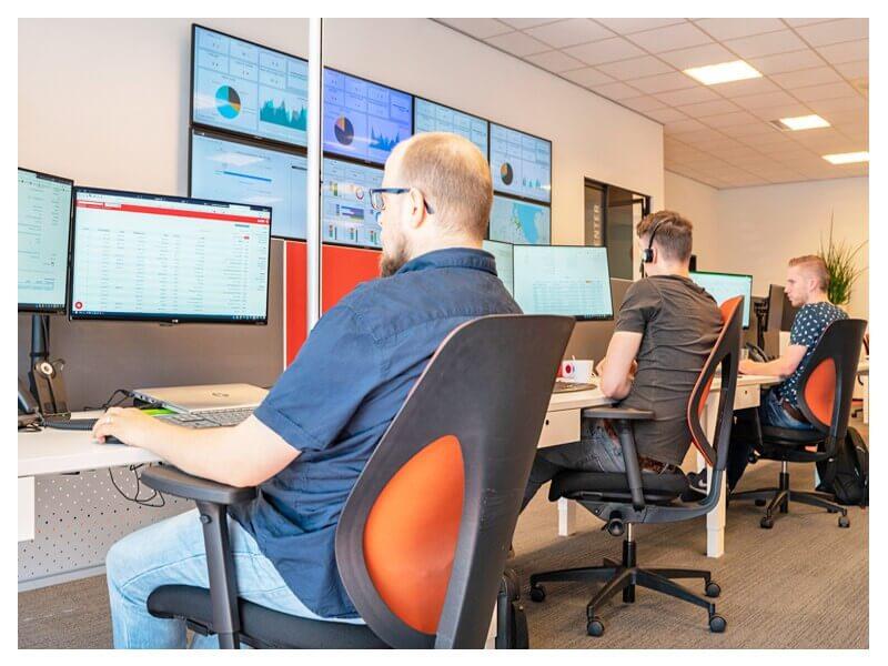 Cybersecurity diensten van VTM NOC