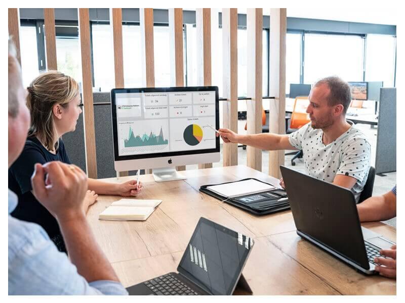 ERP diensten van VTM business optimalisatie