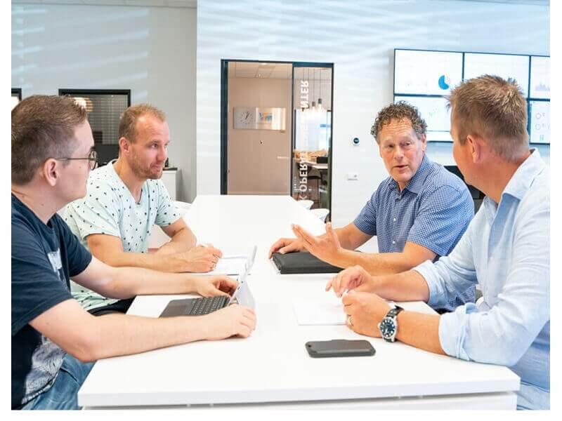 IoT diensten van VTM overleg