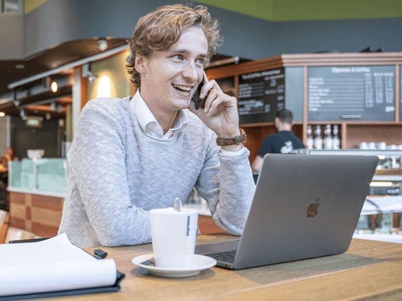 Online Werkplek Werken waar en wanneer je wilt