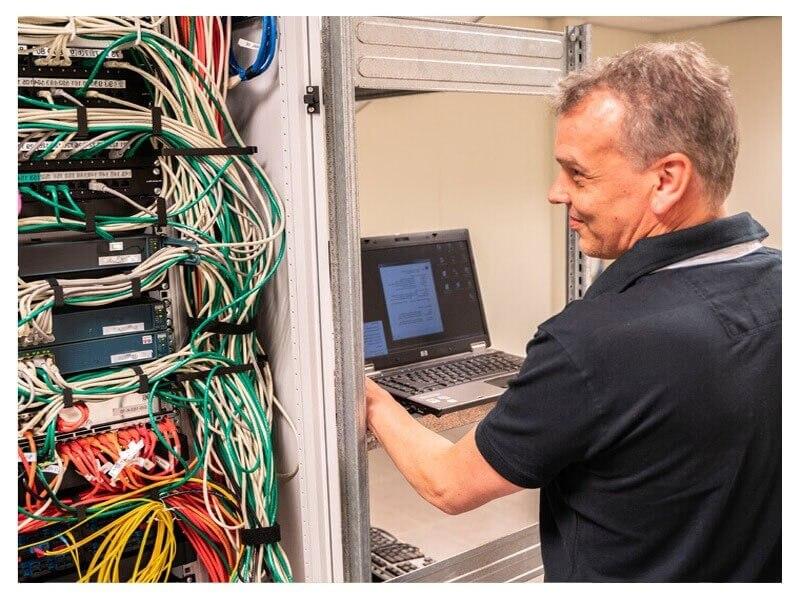 Telecom diensten van VTM MvdV 1