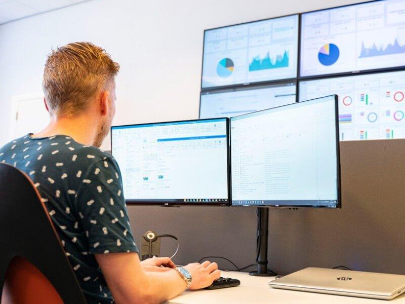 VTM Grip proactief beheer van uw ICT omgeving support
